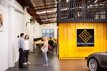 Brisbane Shared Office Coworking Space