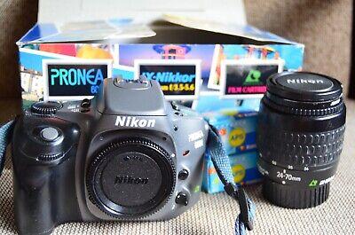 Usado, Rare collector's NIKON kit PRONEA 600i ( 6i in USA) + Lens + Strap + films BOXED segunda mano  Embacar hacia Mexico