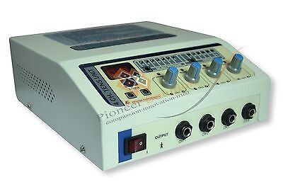 New 4 Ch Professional Electrotherapy Physical Therapy Machine For Pain Relief