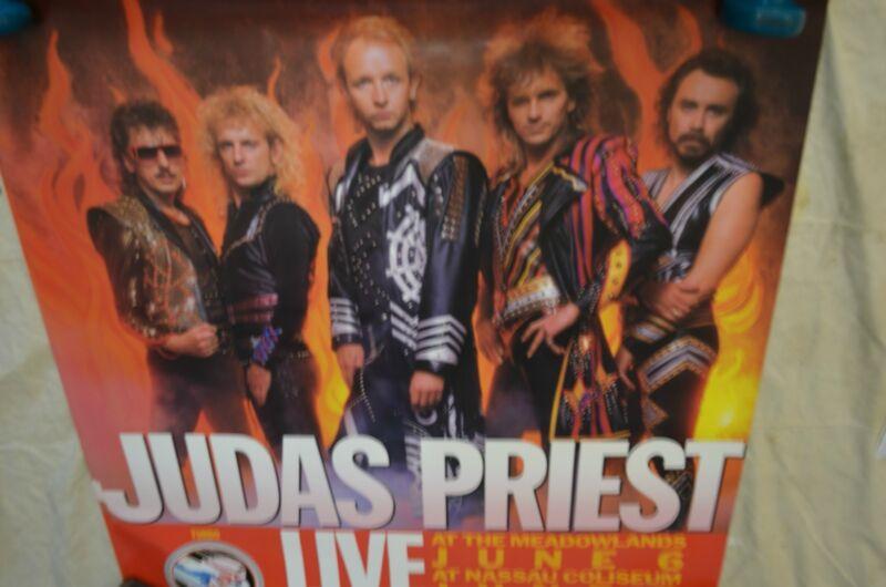 Judas Priest Live, Original Poster