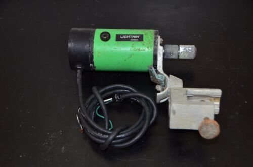 Lightnin G3U05R Labmaster Mixer with Clamp / 2300 RPM / 1/15 HP / 115V / TESTED