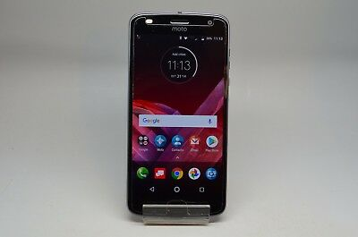 Unlocked -Motorola Moto Z2 Play 2nd Gen. - 32GB - Black (Verizon)Great Cond LTE for sale  Shipping to South Africa