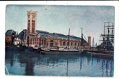 CPA-Carte Postale-Belgique- Oostende - La Gare  -VM902