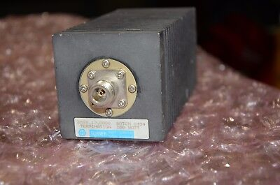 Suhner 6599.17.0006 100 Watt Dummy Load N Type Rf Coaxial Termination