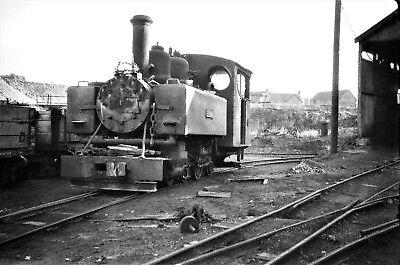 Ashover Light Railway & Crich Quarry Railway 12 Black+White Prints BW1