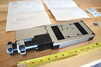 Newport Z047a Linear Translation Stage Servo Actuator Brand New - Cnc Diy Z-axis