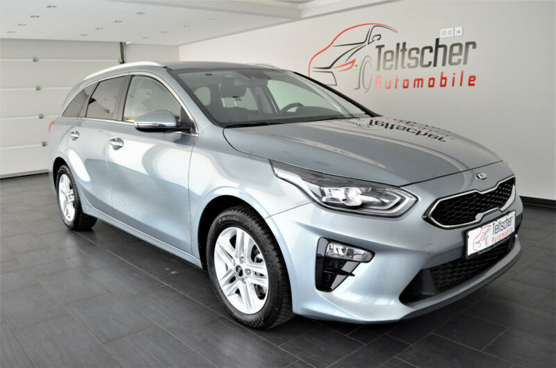 Kia Ceed SW 1.4 T-GDI DCT Vision Navi Voll LED PDC