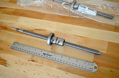 New Thk Jpf1404 X 334mm Zero-backlash Precision Ballscrew -linear Cnc Router Diy