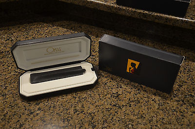 OMAS 360  FOUNTAIN PEN  FP HT NEW IN BOX