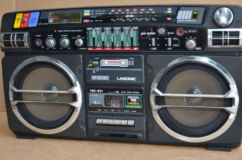 Lasonic 931. Vintage boombox