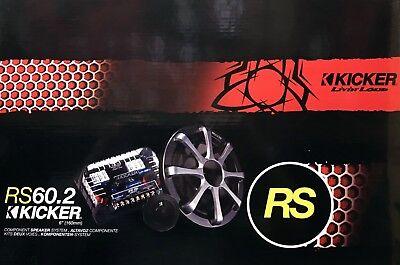 NEW KICKER RS60.2 6