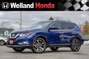 2017 Nissan Rogue SL - NAVIGATION| LEATHER|