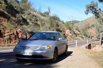 2002 Honda Civic Sedan SCRAP or FIX