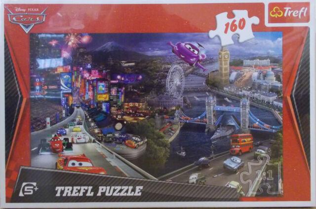 Disney Pixar Cars ~ 160 Piece Jigsaw Puzzle ~ Trefl