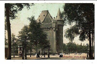 CPA - Carte Postale - Belgique-Bruxelles- Porte de Hal en 1906 -VM5301