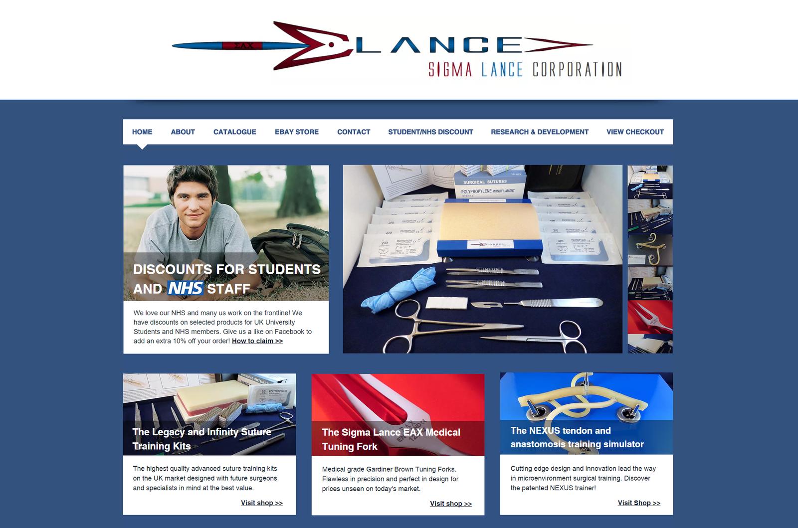 Sigma Lance Corporation