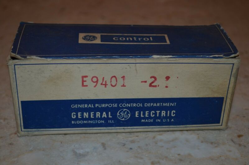 GE GENERAL ELECTRIC TIME DELAY RELAY CR120KT00124AA - NEW / NOS - FREE SHIPPING