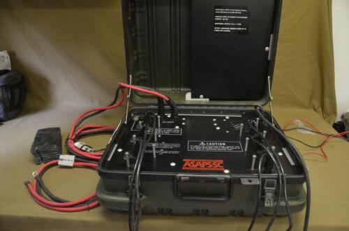 PulseTech Advance Sincgars Alternitive Power Supply  ASAPS 12VDC    (GAR)