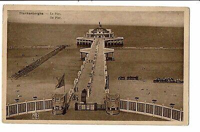 CPA - Carte postale - Belgique  Blankenberge- Le Pier  1938  VM947