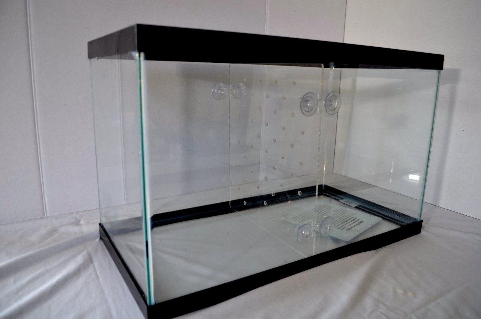 Acrylic Aquarium Dividers (suction cup)
