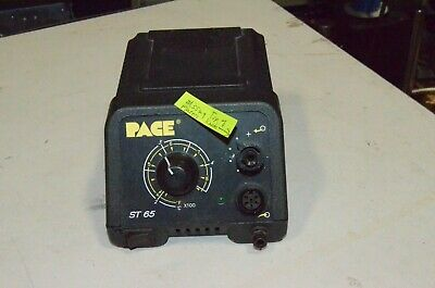 Pace St-65 Soldering Power Supply 7008-0230-01