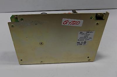 Tdk Kepco 5vdc 12a Power Supply Erx5-12