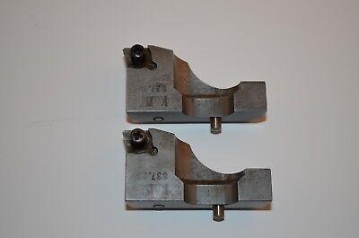 Wendepattenhalter-Paar Kaiser SWISS MADE  Typ RW68 637.261  Ø68-88mm RHV10913
