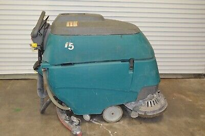 Tennant T5 28 Battery-powered Walk-behind Floor Scrubber With 357 Hours