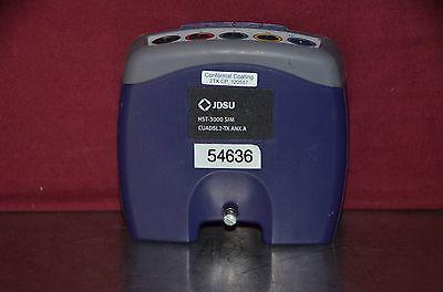 Jdsu Hst-3000 Sim Cuadsl2-tx Anx A Service Interface Module