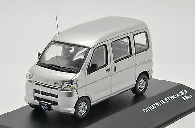 Daihatsu Hijet Hybrid 2009 Silver J-Collection JC224 1/43 for sale  Shipping to United States