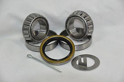 - 2,000 lb.Trailer Bearing Kit L44649/10 L44649/10 Bearings 12192TB 1.25