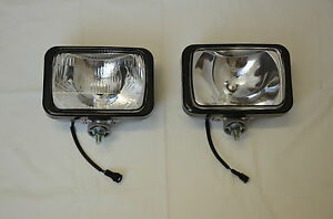 IPF-800XS-RECTANGLE-4WD-SPOT-DRIVING-FLOOD-LIGHTS-BRAND-NEW