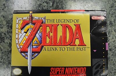 The Legend of Zelda: A Link to the Past (Super Nintendo Entertainment System, 19, used for sale  Kitchener