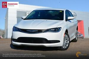 2016 Chrysler 200 LX 2016 Chrysler 200 LX sedan