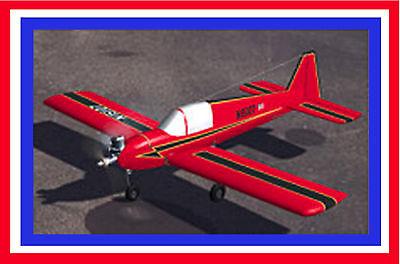 Bar Fli R/C Pattern / Sport  Plane Plans, Templates, Instructions