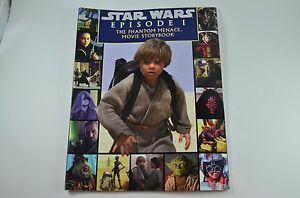 Star-Wars-Episode-1-The-Phantom-Menace-Movie-Storybook-by-Vaughan-Paperback