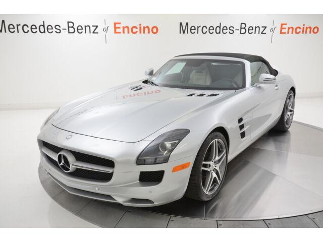 Image 1 of Mercedes-Benz: SLS AMG…