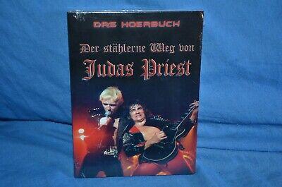 Judas Priest 'Das Horbuch' DVD. Black Sabbath, Primal Fear