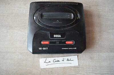 Console Sega Mega Drive 2 - Bloc Seul Loose - Testé Fonctionnelle TBE