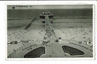CPA-Carte postale- Belgique -Blankenberge - Le Pier -1959  VM2307