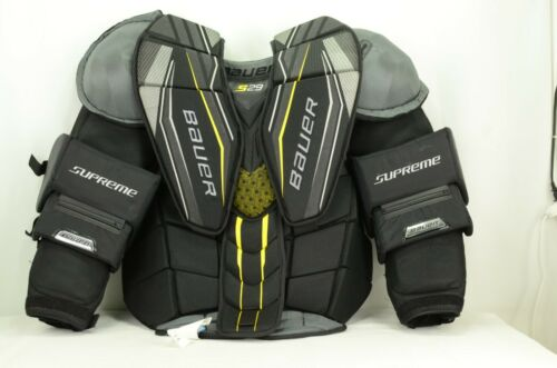 Bauer Supreme S29 Goalie Chest & Arm Protector Senior Size Small  (1203)