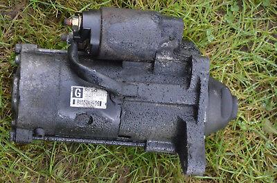 mazda 6 2006 2.0 d starter motor