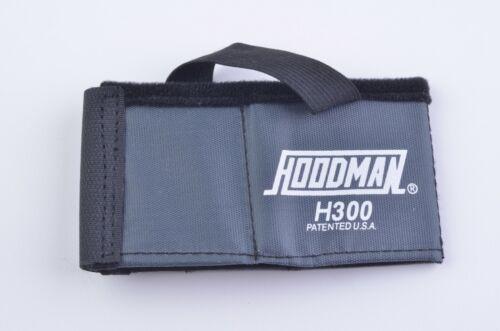 "MINT HOODMAN H-300 LENS HOOD FOR 3.5-3"" LCD SCREENS"