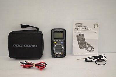 51097 Pro.point 5 In 1 Digital Multimeter