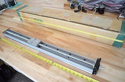 New Hiwin Kk80 X840mm Lm Linear Bearing High Precision Ballscrew Actuator - Thk