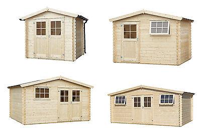 blockhaus 28mm jetzt g nstig online kaufen. Black Bedroom Furniture Sets. Home Design Ideas