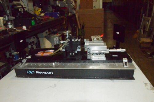 Newport 562 Series 561D Optical Stages 24 X 12 Breadboard 562 Tilt SM-25