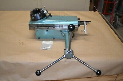 Enco112-8100 Cosenlth-25b Second Operation Turret Lathe Tailstock