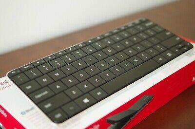 Microsoft Wedge Aluminum Wireless Keyboard