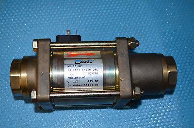 Nc-ventil (coax MK 15 NC Ventil 14 15c1 1/2DC 24L 505286)